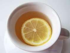 Taste like lemon and lavender...Yum!